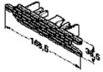 terraza заглушка торцевая